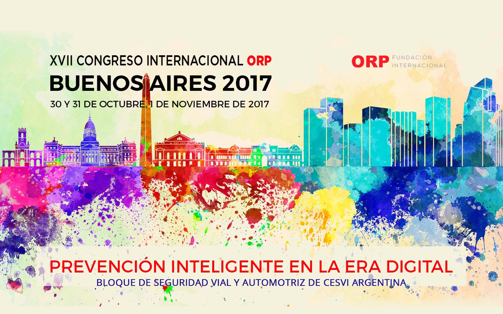 ORPconferenceBuenos Aires 2017